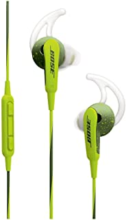 Bose SoundSport In-Ear Earphones for Apple Devices - Energy Green