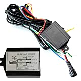 iJDMTOY (1) Universal LED Daytime Running Light Automatic ON/OFF Controller Module Box Relay
