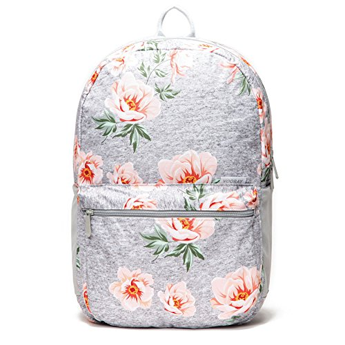 Vooray ACE Backpack - Classic backpack/School Rucksack (Rose Gray) - Discontinued Model