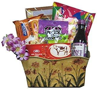 Passover Flowers Basket