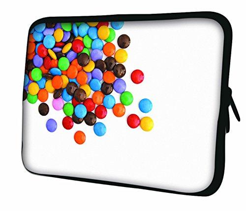Ektor 7,9 Zoll Notebooktasche Laptoptasche Tasche aus Neopren Schutzhülle Sleeve für Laptop/Notebook Computer Tablet Smarties