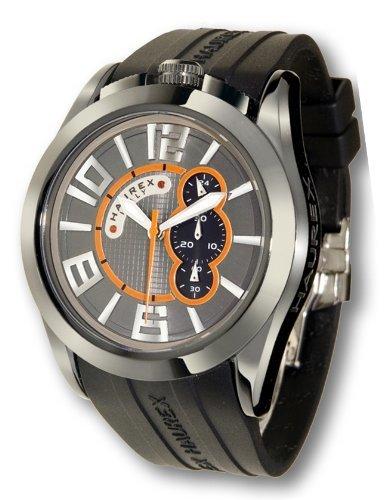 HAUREX ITALY Blaze Gray Dial Watch #3J333UGO- Orologio da uomo