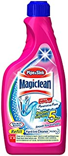 Magiclean Sink and Pipe Cleaner Refill, 500ml