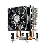 Cooler Master Hyper TX3 EVO Dissipatore PC Sistema di Raffreddamento CPU - Compatto ed Efficiente, 3 Tubi di Calore a Contatto Diretto, Ventola PWM da 92mm