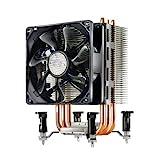 Cooler Master Hyper TX3 EVO Ventola per CPU '3 Heatpipes, 1x Ventola da 92mm PWM , Connettore da 4-Pin' RR-TX3E-22PK-R1