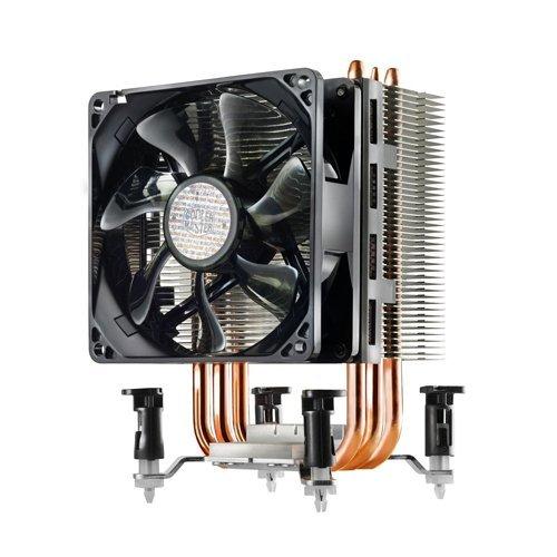 Cooler Master Hyper TX3 EVO CPU-Kühlsystem - Kompakt und effizient, 3 Direkt-Kontakt Heatpipes, 92 mm PWM-Lüfter