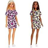 Barbie Muñeca Rubia con Vestido Rosado, Juguete para Niñas + 3 Años (Ghw45) , Color/Modelo Surtido + Muñeca Rubia con Vestido Rosado, Juguete para Niñas + 3 Años (Ghw45) , Color/Modelo Surtido