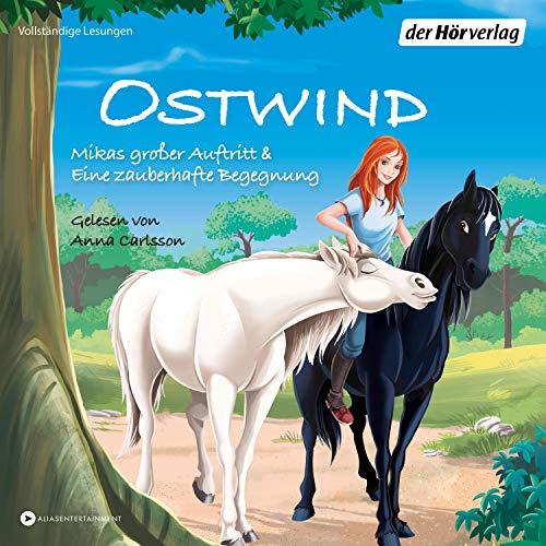 Mikas großer Auftritt / Eine zauberhafte Begegnung audiobook cover art