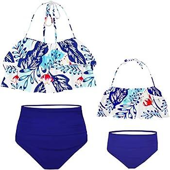 StoreOfBaby Girls' and Women's 2-Piece Swimsuit