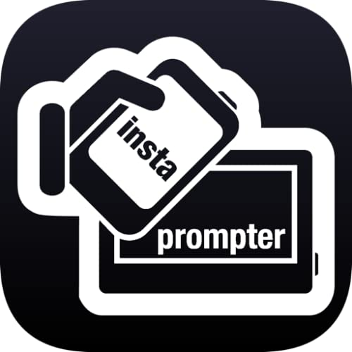 Backstage Teleprompter - Secret LIVE prompting for stage and TV (iPhone, iPad, Android)