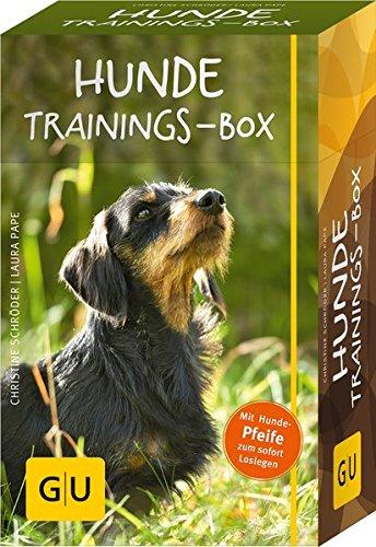 Hunde-Trainings-Box: Mit Hunde-Pfeife zum sofort Loslegen (GU Tier-Box)