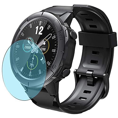Vaxson 3 Unidades Protector de Pantalla Anti Luz Azul, compatible con Arbily SW01 Smartwatch smart watch [No Vidrio Templado] TPU Película Protectora