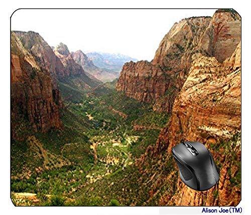 Engel Landung, Zion National Park, Utah Mousepad Gaming Mouse Pad