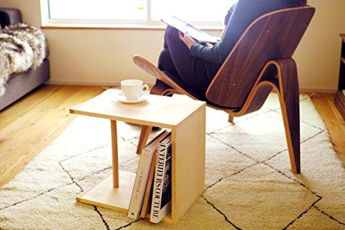スツール木椅子木製デザイナーズチェアリプロダクトウルムスツールマックスビルイス背もたれなしナチュラル