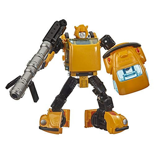 WFC-09 Bumblebee Netflix Edition | Transformers Generations War for Cybertron Trilogy