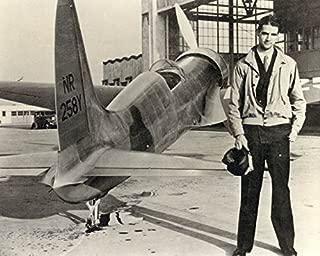 Howard Hughes Fastest Man In The World 8 x 10 Photo