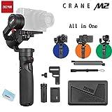 Zhiyun Crane-M2 Crane M2 3-Axis Handheld Gimbal Stabilizer for Mirrorless Cameras...