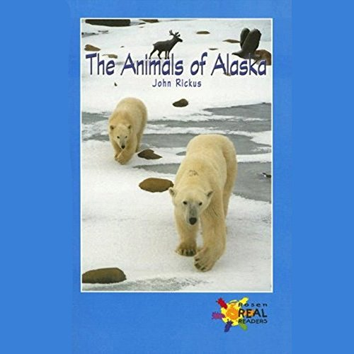 The Animals of Alaska audiobook cover art