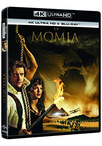 La Momia 1 (4K UHD + BD) [Blu-ray]