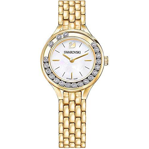 Cristalli Swarovski lovely mini dorato orologio da donna 5242895