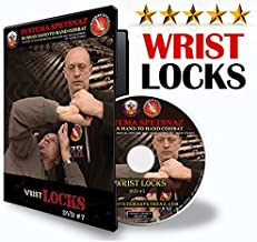 RUSSIAN MARTIAL ARTS DVD #7 - WRIST LOCKS - Russian Systema Spetsnaz Hand to Hand Combat DVD, Reality-Based Self-Defense Training, Martial Art Instructional DVD Video in English