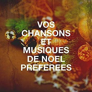 Vos chansons et musiques de Noël préférées