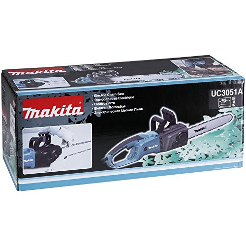 Makita UC3051A chainsaw Negro, Azul 2000 W - Sierra eléctrica (14,5 m/s,...