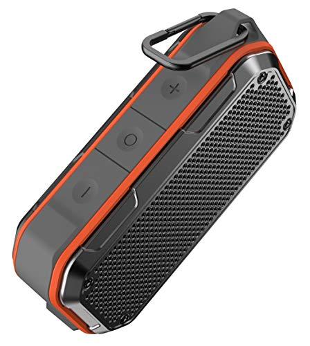 Waterproof Bluetooth Speaker, IPX7 Waterproof Speaker Bluetooth Wireless Outdoor Portable Speakers TWS...