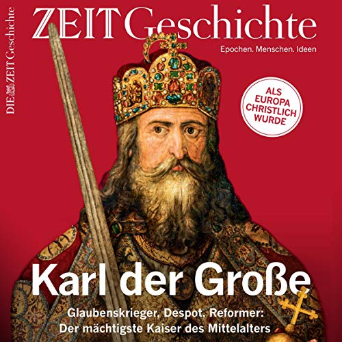 Karl der Große (ZEIT Geschichte) cover art