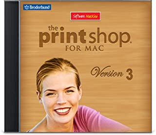 The Print Shop 3 for Mac