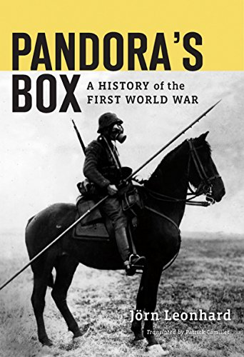 Pandora's Box: A History of the First World War (English Edition)