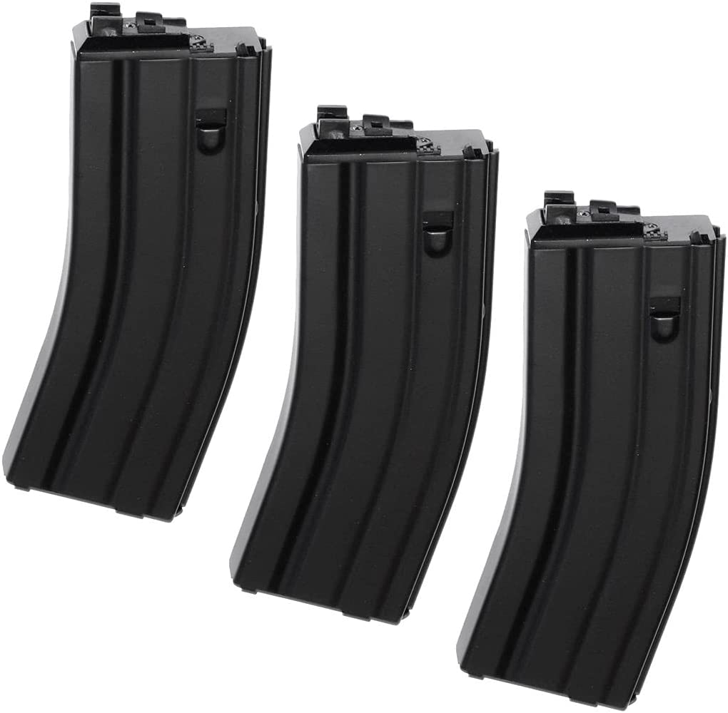 High quality new Airsoft Parts WE WE-TECH 3pcs 30rd Bo Reservation Magazine Open for Gas