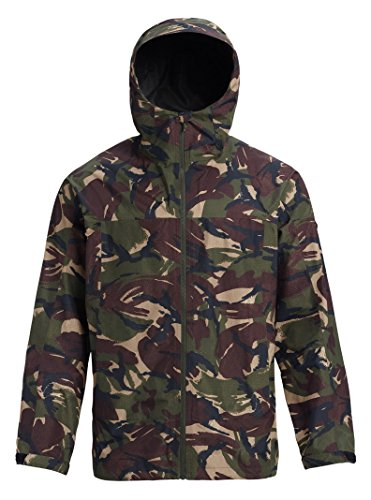 Burton Men's Gore-tex 2L Packrite Jacket, Seersucker Camo, X-Large
