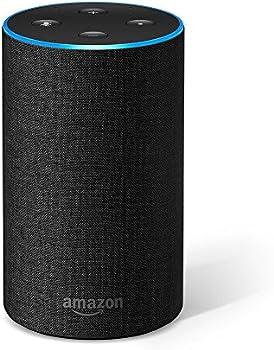 Amazon Echo (2nd Generation) - Charcoal Fabric