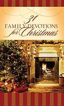31 Family Devotions for Christmas (VALUE BOOKS)