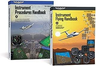 Instrument Combo - Instrument Flying Handbook (8083-15B) & Instrument Procedures Handbook (8083-16A)