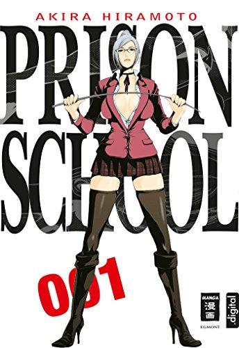 Prison School 01 (German Edition)