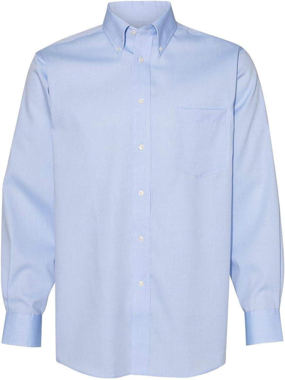 Van Heusen Mens Ultimate Non-Iron Flex Collar Shirt