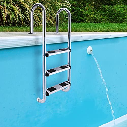Arebos Escaleras para piscinas