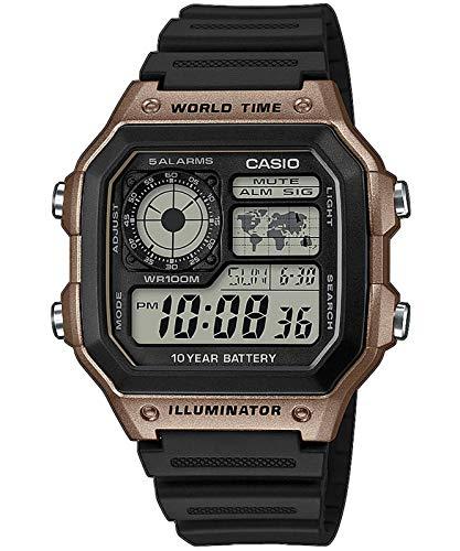 Casio Reloj. AE-1200WH-5AVEF