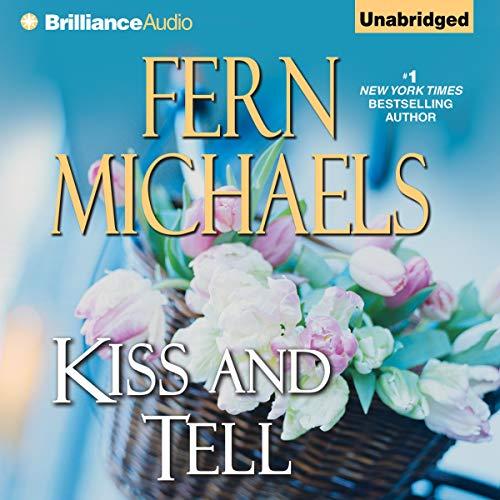Page de couverture de Kiss and Tell