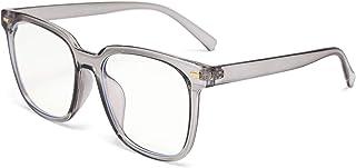 Blauw Licht Blokkerende Bril Mannen Vrouwen Clear Frame Nerd Brillen Grijs Frame Anti Blauw Ray Computer Game Bril TR90 Li...