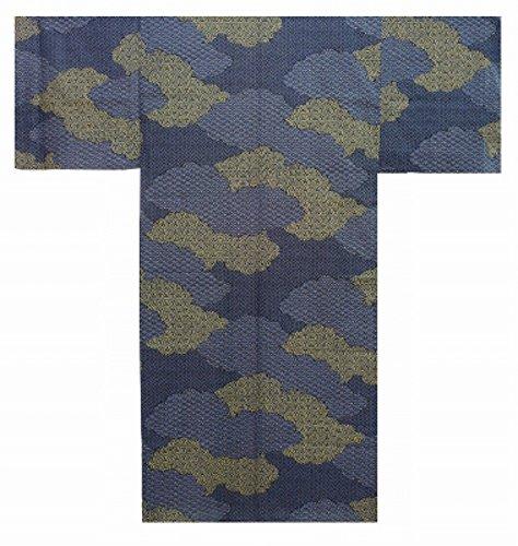Autenticos Yukata Samurai / Frescos y Atractivos Kimono- Patron de Nubes #955