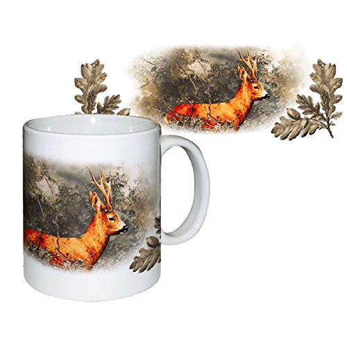 Unbekannt Jagd Kaffee Tasse, Pott, Mug, Keramik Topf, Geschenkidee Motiv Sau