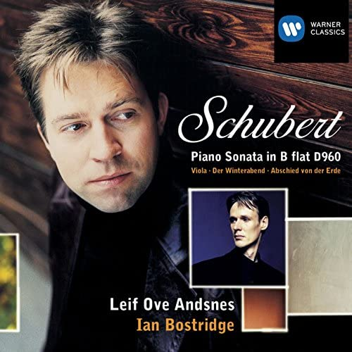 Leif Ove Andsnes/Ian Bostridge