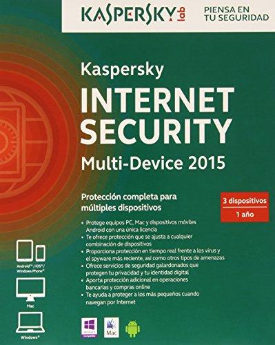Internet Security - Multi-Device 2015, 3U