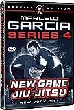 Marcelo Garcia Series 4, New Game Brazilian Jiu-Jitsu Instructional DVD Series with 6 Volumes!