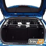 Travall® Guard Hundegitter TDG1505 - Maßgeschneidertes Trenngitter in Original Qualität