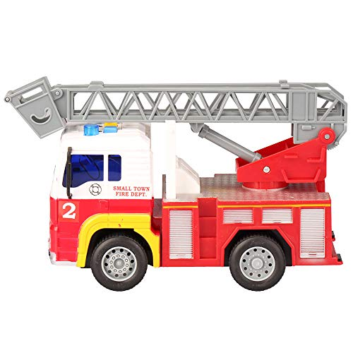 Product Image of the Kid Galaxy Road Rockers Fire Truck w/ Lights & Sounds, Toy, 7' x 3.75' x 3'