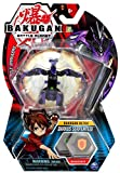BAKUGAN Ultra, Darkus Serpenteze, Criatura transformadora Coleccionable de 3 Pulgadas de Altura, para Edades de 6 y más